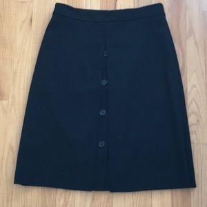 Black Ann Taylor skirt
